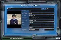 RFID SCHOOL ATTENDANCE SYSTEM, Screen Size: 4.3 inch
