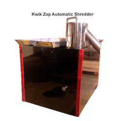 Kwik Zap Automatic Shredder