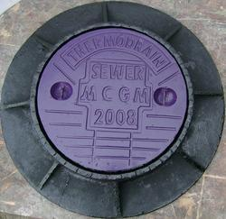 FRP Manhole Cover Chamber Cover