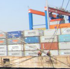 Container Storage In The Yard