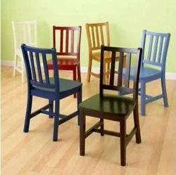 Wooden Study Chair Set