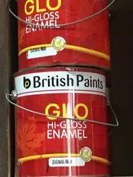 British Enamel Paints