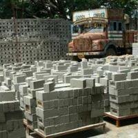 4 Inch Fly Ash Bricks