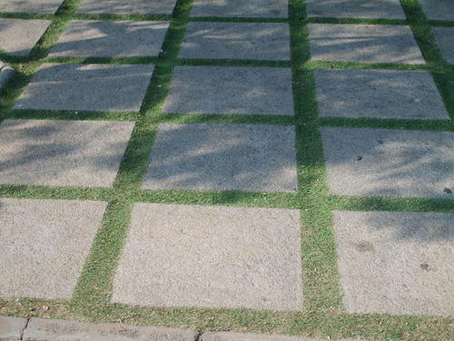 Garden Stone Flooring पत थर क फर श