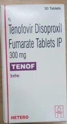 TENOF/REVIRO/RECOVIR Tenof 300 Mg