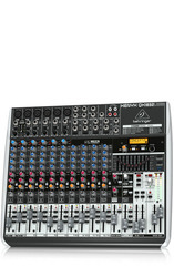 Xenyx QX1832USB- Audio Mixers