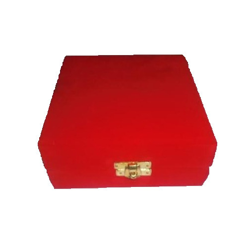 Fabric Jewelry Box at Rs 50 pieces Fabric Jewelry Box ID