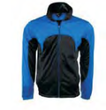Polyester Cotton Tracksuit Jacket