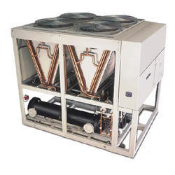 Voltas Steel Air Cooled Reciprocating Chiller, Multiple, 440