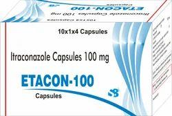 Itraconazole -100 mg Capsules