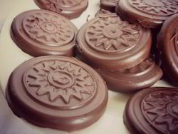 Marie Biscuit Chocolate