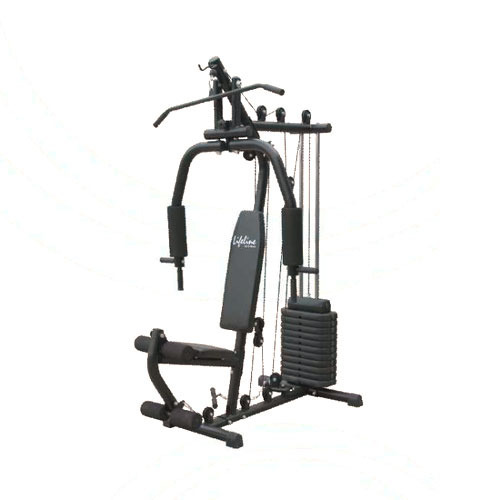 Commercial Gym Equipment Manufacturers In Delhi: Round Tube Home Gym Equipment, Gym Equipments