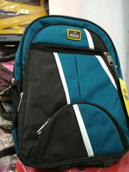 Blue Back Pack