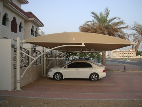 Roof Shades Car Parking Shades Manufacturer From Chennai