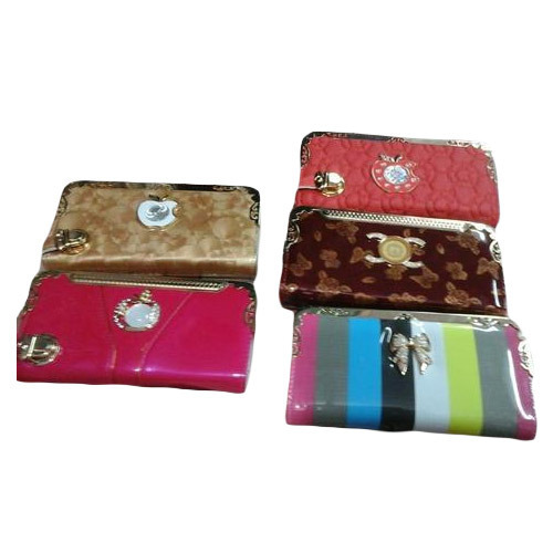 9d3f5c175c2a Ladies Hand Purse - Ladies Printed Hand Purse Manufacturer from Indore