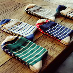 Men Classic Cotton Rich Socks