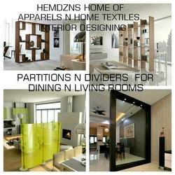 Interior Designing Partitions N Room Dividers