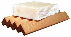 Wooden soap base