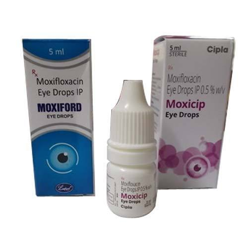 Moxicip Eye Drop
