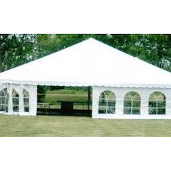 White Frame Party Tent