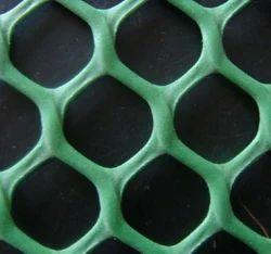 Hexagonal HDPE Fence