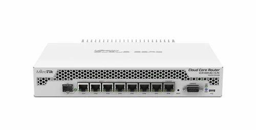 Mikrotik Router Ccr1009 8g 1s Pc