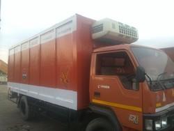 Dedicated Reefer Van Service