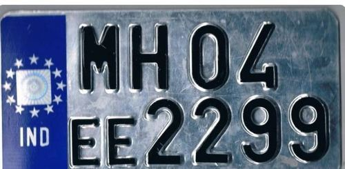 Bike Number Plate And Sticker Making Service Bike Number Plate