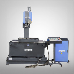 Hydraulic Vertical Bandsaw Machine, For Industrial