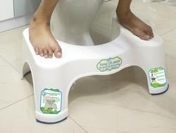 Easy Motion Toilet Stool