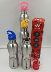 Water bottle steel