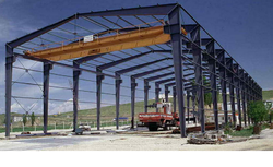 Pre Engineered Building Primary Systems
