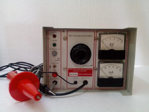 High Voltage Breakdown Flash Tester At Rs 9000 Piece