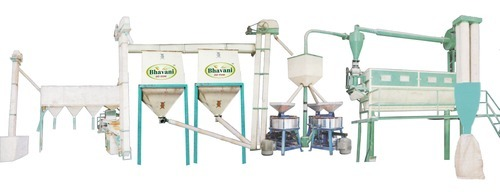 Fully Automatic Atta Chakki Plant, Warranty: 0-6 Months And 7-12 Months