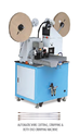 Both End Crimping, Wire Cutting & Striping Machine