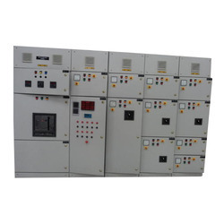 Three Phase Automatic Electric Control Panel, IP Rating: IP 42