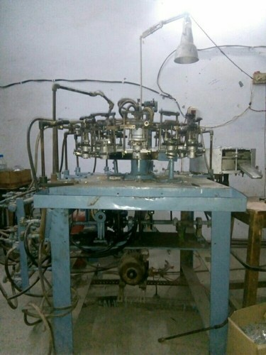 Indicator Auto& Head Light Bulb Rotary Making Machine