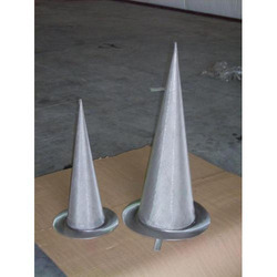 Temporary Conical Filter