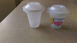 Ice Cream And Kulfi Cups With Lids