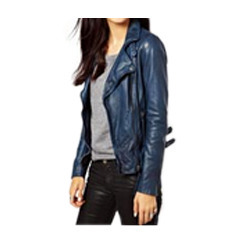Ladies Jackets - Ladies Leather Jacket Manufacturer from Jaipur