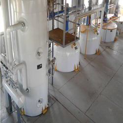 Semi-Automatic Vegetable Oil Refining Equipment