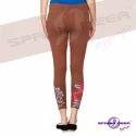 Ladies Bottam Printed Leggings
