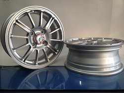 Spider Alloy Wheels
