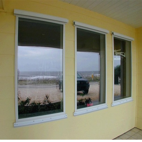 fixed glass window large aluminum fixed glass windows at rs 500 square feet industrial