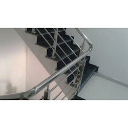 Modern Stainless Steel Railings