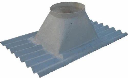 Frp Base Plates Roof Ventilator Frp Dome Manufacturer