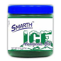 Ice Analgesic Gel 8 Oz (227g) Green