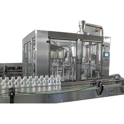 Automatic Water Bottle Rinsing Filling Capping Machine  40 BPM