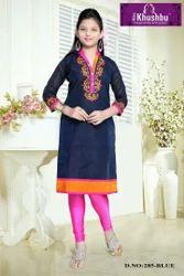 Girls Patiyala Suit