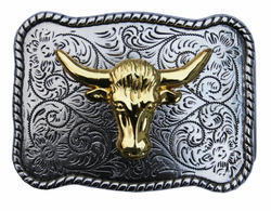 Cowboy Belts Buckle